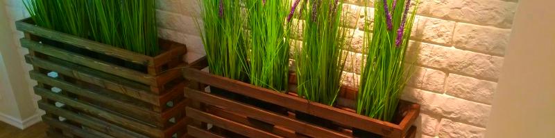 Кашпо для цветов (фото)